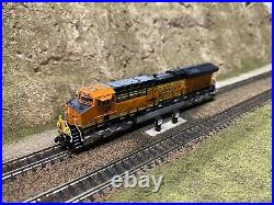 ScaleTrains Rivet Counter N Scale Tier 4 Gevo DCC and Sound BNSF 3726 STX32005