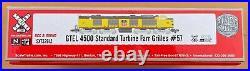 Scale Trains UNION PACIFIC GTEL 4500 Standard Turbine #57 DCC Sound NIB RARE