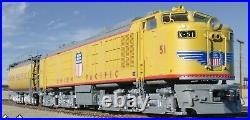 Scale Trains UNION PACIFIC GTEL 4500 Standard Turbine withTender #51 DCC Sound NIB