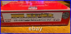 Scale Trains UNION PACIFIC GTEL 4500 Standard Turbine withTender #52 DCC Sound NIB