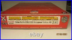 Scaletrains Gtel 8500 HP Turbine #9 Up Union Pacific 3 Unit Set Sound Dcc/dc Tro