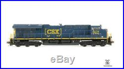 Scaletrains N Scale GE Teir 4 GEVO ET44AH CSX #3279 DCC & Sound Equippied