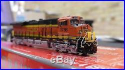 Scaletrains N Scale SXT30606 ET44C4 Tier 4 Gevo BNSF #3804 DCC & Sound