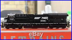 Scaletrains N Scale SXT30662 ET44AC T4 Gevo Norfolk Southern #3646 DCC & Sound