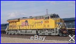 Scaletrains N Scale SXT30664 C45AH Tier 4 Gevo Union Pacific #2571 DCC & Sound