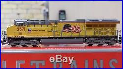 Scaletrains N Scale SXT30666 C45AH Tier 4 Gevo Union Pacific #2578 DCC & Sound