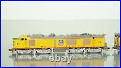 Scaletrains Rivet Counter GTEL 4500 Turbine with Tender DCC withSound N scale