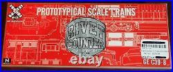 Scaletrains Rivet Counter N Scale DCC / Sound NS GE C39-8 # 8577 SXT31146