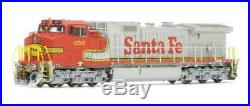 Scaletrains Rivet Counter Santa Fe ATSF C44-9W Locomotive DCC & Sound SXT31474