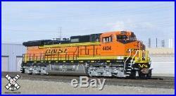 Scaletrains SXT31868 N Scale Rivet Counter C44-9W BNSF #4519 DCC & Sound