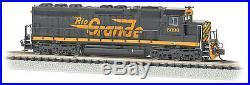 Spur N Diesellok SD45 Rio Grande mit DCC + Sound 66453 NEU