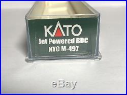 Super RARE Kato Kobo Custom Exclusive JET POWERED RDC DCC with SOUND