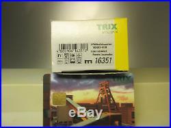 TRIX MINITRIX 16351 BR 103 002-0 DB Sound DCC/SX 1 Lüfterreihe Codekarte OVP