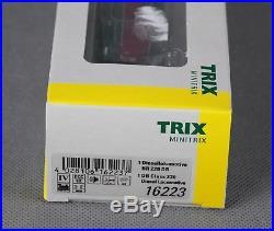 TRIX Minitrix 16223 Spur N Diesellok BR 220, SOUND Digital DCC SX NEUWARE