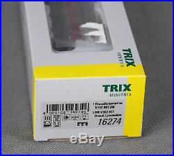 TRIX Minitrix 16274 Spur N Diesellok V162 001 DB Sound Digital DCC SX NEUWARE