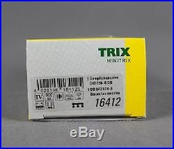 TRIX Minitrix 16412 Spur N Dampflok 042096-8 Sound, Digital DCC SX, gealtert