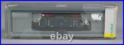 TRIX Minitrix 16663 Spur N E-Lok BR 144 DB oceanblau/beige DCC Sound NEUWARE