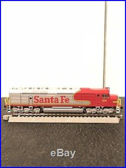 Used N Scale Athearn Fp45 Superfleet Dcc Sound Train