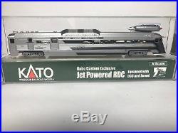 VERY RARE Kato Kobo Custom Exclusive JET POWERED RDC DCC with SOUND
