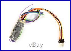 ZIMO MX649F Miniatur Sound-Decoder mit 6-pol Schnittstelle NEM651, 0,7 A, DCC MM